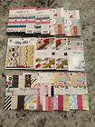 Crate PaperAmerican CraftsPink Paislee 6x6 Paper Pad Lot