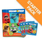 PRE ORDER PIXAR FEST official sticker Panini collection Made in Brazil
