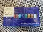 Winsor  Newton Artisan Water Mixable Oil Color 10 x 21ml Tube Set Sealed