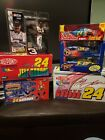nascar diecast lot 9 1 64 cars 4 1 24 scale cars 2 1 18 cars 15 cars in all