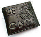 Genuine Leather Mens Wallet New with Box V051