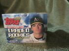 2000 Topps Traded and Rookies Factory Sealed Baseball Card Set w 1 Rookie Auto
