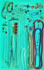 VERY NICE MIXED LOT OF JEWELRY FROM ESTATE SALES SOME STERLING