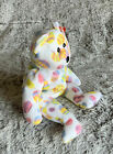 Eggs Easter Bear Beanie Baby 2004 Plush Stuffed Toy Collectable Soft