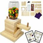 DIY Candy Dispenser Wood Building Kit  Real Wood  Great Gift Idea for Boys