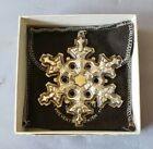 Gorham sterling silver limited edition Christmas 1982 snowflake
