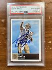 Drew Brees Rookie Cards Checklist and Autographed Memorabilia Guide 71