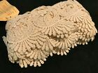 Heritage Lace Old World Lace Ring Trim Ecru France 10 Yards 3 1 2 Wide