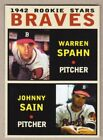 Warren Spahn Cards, Rookie Cards and Autographed Memorabilia Guide 17