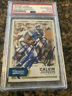 Calvin Johnson Rookie Cards Checklist and Buying Guide 38