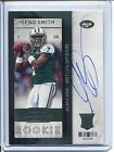 Geno Smith 2013 Contenders Autograph AUTO Rookie RC SEATTLE SEAHAWKS!