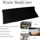 Auto Blackout Headliner Fabric Upholstery Replacement Foam Backing No Adhesive