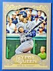 2012 Topps Gypsy Queen Variation Short Prints Checklist and Visual Guide 64