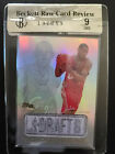 2003-2004 Lebron James Topps Jersey Edition BGS 9 Mint