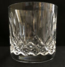 WATERFORD CRYSTAL LISMORE 3 3 8 OLD FASHIONED GLASS TUMBLER 9 oz Quantity