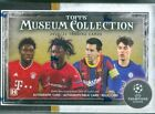 2020-21 Topps Museum Collection Soccer UEFA Champions League Hobby Box