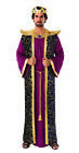 Adult Melchior 3 Wise Men Wiseman Robe Crown Nativity Play Christmas Costume