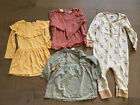 Baby Girl Lot Of 4 Tops Zara HM Kate Quinn Monica And Andy Size 18 24mo