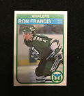 Ron Francis Cards, Rookie Card and Autographed Memorabilia Guide 4