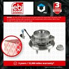 Wheel Bearing Kit fits OPEL ANTARA L07 20D Front Left or Right 2006 on 25903358