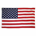 3x5 American Flag w Grommets United States of America  Free Garden Flag