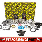 6 93 95 Geo Metro 10L 3CYL New Engine Rebuild Kit G10