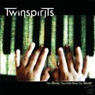 Twinspirits - The Music That Will Heal The World CD new