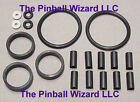 No Fear  Pinball Machine Rubber Ring Kit