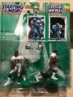 Emmitt Smith Tony Dorset Dallas Cowboys SLU Classic Doubles Starting Lineup 1997