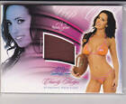 2008 Benchwarmer Charity Hodges Football Prop Card
