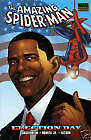 Amazing Spider Man Election Day HC Obama cover
