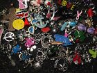 OvEr 100 PiEcEs MiXeD ThEMe EnAmEL SiLvER GoLd ChArMs