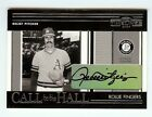 A's Rollie Fingers 2004 Donruss Timelines Call to the Hall Autograph Auto