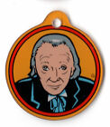 DR WHO #1 William HARTNELL Pinball Promo Plastic Key Chain Fob DOCTOR
