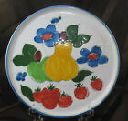 HANDPAINTED DECORATIVE PLATE PORTUGAL