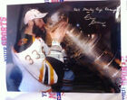 Zdeno Chara Boston Bruins signed Stanley Cup 16x20 C
