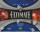 2007 Upper Deck Ultimate Collection Baseball Hobby 3 Box lot