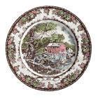 JOHNSON BROTHERS 2010 FRIENDLY VILLAGE COLLECTOR PLATE - NWT