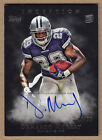 11 2011 Topps Inception GRAY DeMarco Murray Auto RC #'d 99 -- On Card Autograph