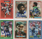 1981 Topps Football Cards 8