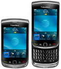 NEW BLACKBERRY 9800 TORCH BLACK SMARTPHONE CAPACITIVE TOUCH SCREEN + FREE GIFTS