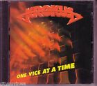 KROKUS One Vice at a Time Germany Oop CD 80s Long Stick Goes Boom Marc Storace