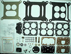 1958 73 CARB KIT HOLLEY 4 BARREL AMC 250 304 327 350 360 360 401 ENGINES