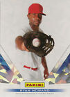 RYAN HOWARD 2012 Panini Father's Day Cracked Ice Phillies