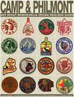 Boy Scout Memorabilia Prices Guide Camp & Philmont printed in color