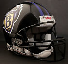 BALTIMORE RAVENS 1996-1998 Riddell AUTHENTIC Throwback Football Helmet NFL