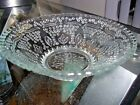 Federal Glass Heritage Pattern Clear Small Fruit / Dessert Bowl  c 1940's