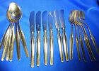 18 pcs Cutlery Set WMF Patent 90  Silver Plated Forks , Spoons, Knives 3500 #AU1