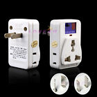 Wireless Remote Controlled Outlet Plug Switch Socket AC 110V