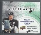 UPPER DECK ARTIFACTS 2012-13 SEALED HOCKEY HOBBY BOX